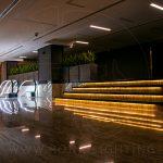 نورپردازی داخلی مجتمع تجاری