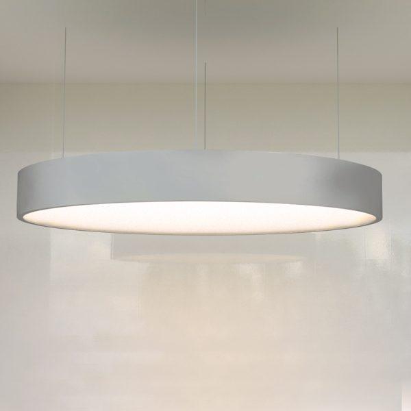 چراغ پانلی دایره