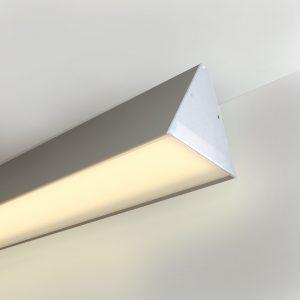 چراغ خطی مثلثی