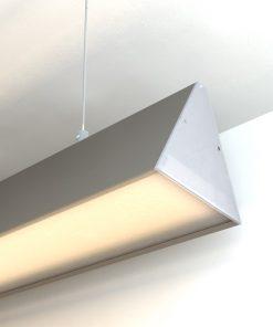 چراغ خطی مثلثی آویز