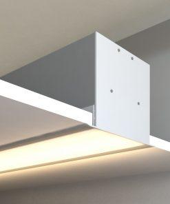 چراغ توکار خطی