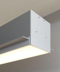 چراغ خطی توکار TWILIGHT 95-TL