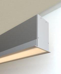 چراغ خطی توکار
