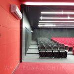 نورپردازی سالن آمفی تاتر