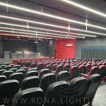 نورپردازی سالن اجتماعات