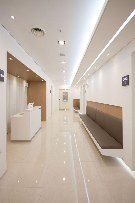نورپردازی فضای درمانی