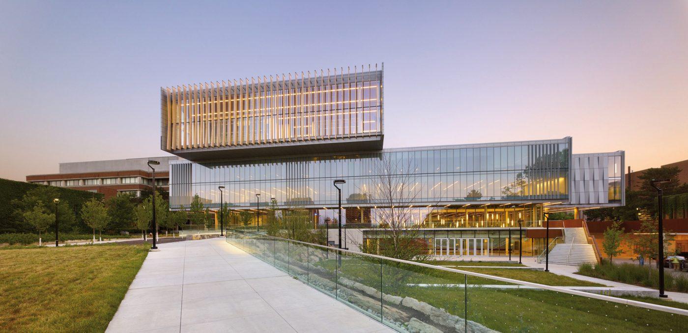 طراحی دانشگاه یورک