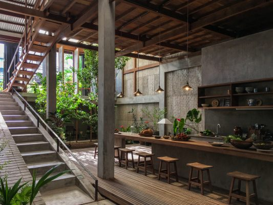 House in Chau Doc