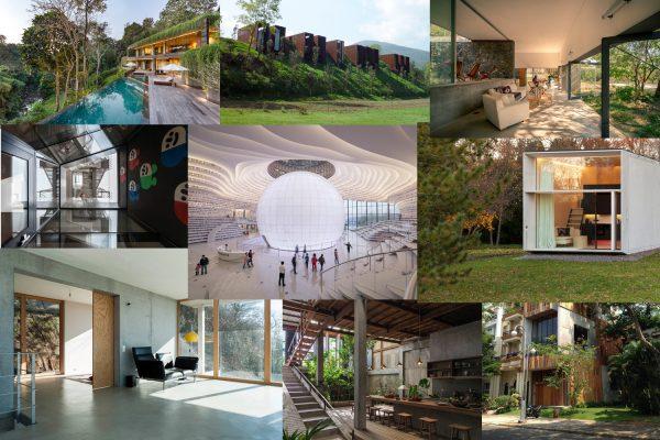 پروژههای برتر از نگاه Archdaily