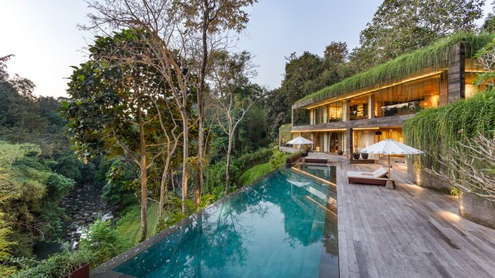 ArchDaily  Projects  Houses  Indonesia  Chameleon Villa / Word of Mouth Architecture Chameleon Villa