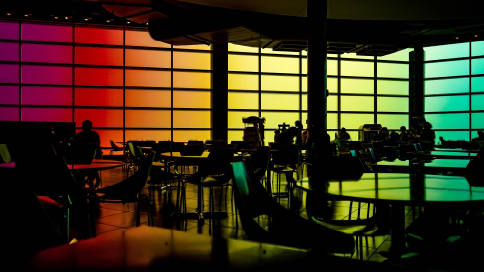بررسی تاثیرات انواع نورپردازی های مختلف