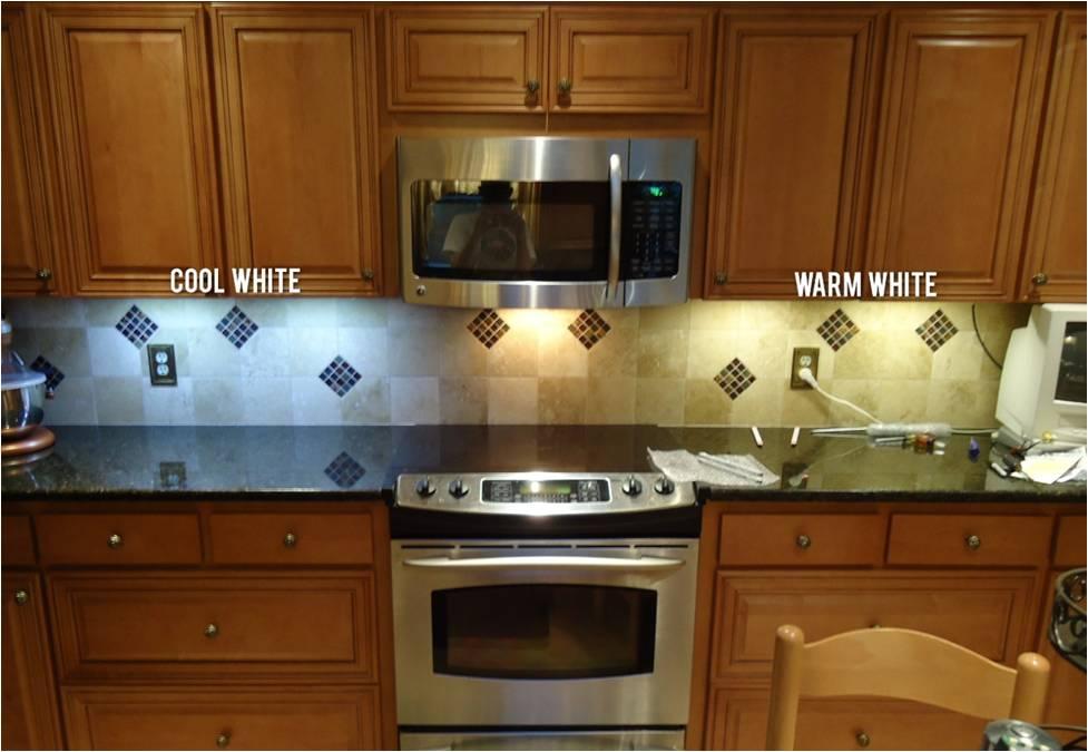 استفاده از نور گرم یا سرد در خانه