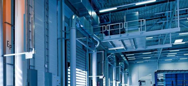 ملاحظات ایمنی برای روشنایی صنعتی چیست؟