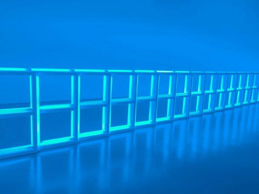 انواع مختلف چراغ خطی LED
